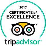 Certificate Tripadvisor Mosaiccos